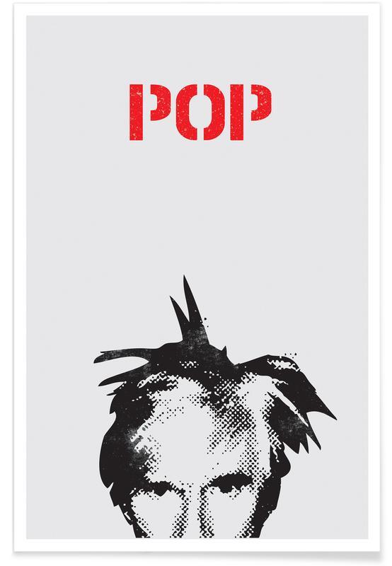 Andy Warhol, Andy Warhol affiche