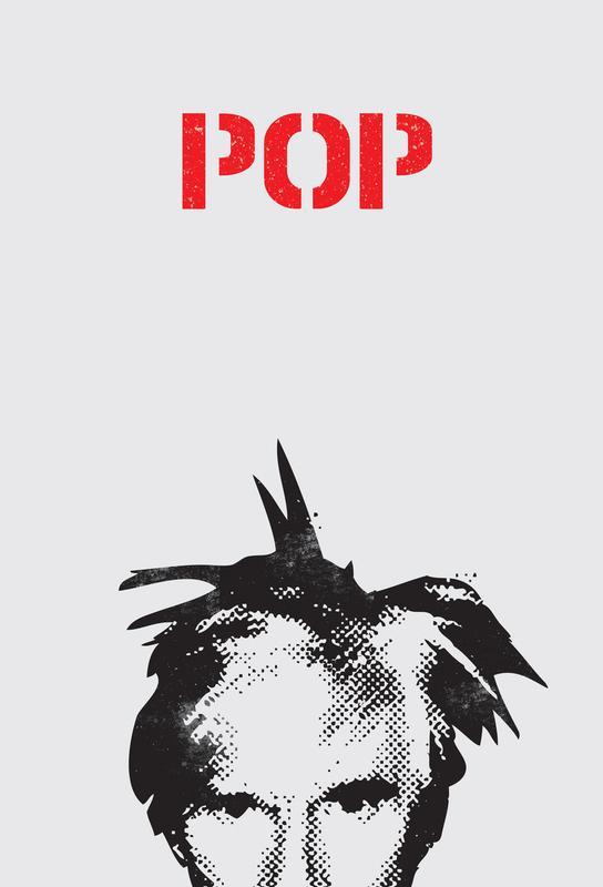 Andy Warhol acrylglas print