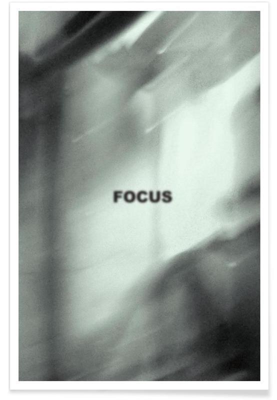 Focus -Poster