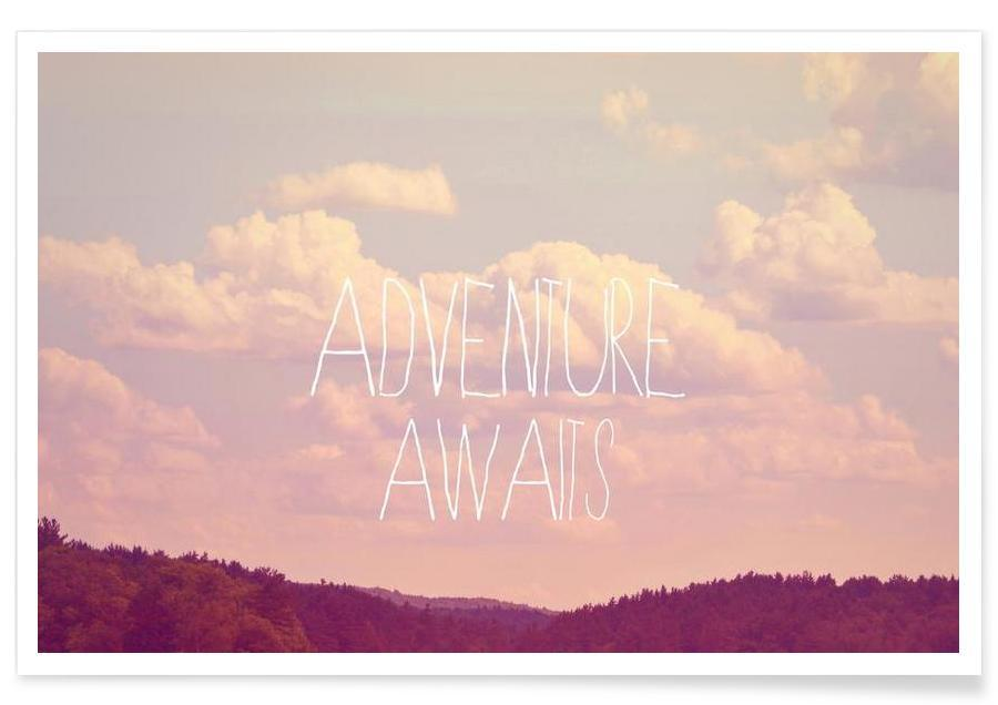 Adventure Awaits 1 -Poster