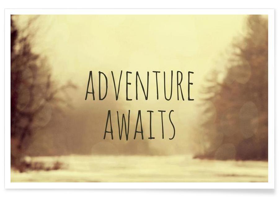Motivation, Citations et slogans, Adventure Awaits 2 affiche
