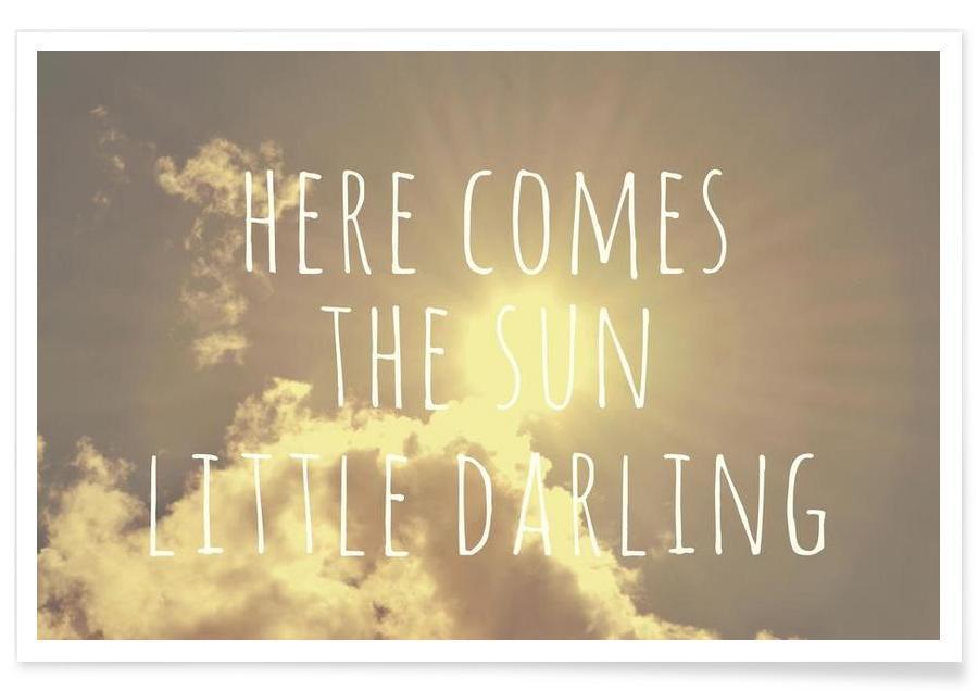 Motivation, Little Darling affiche