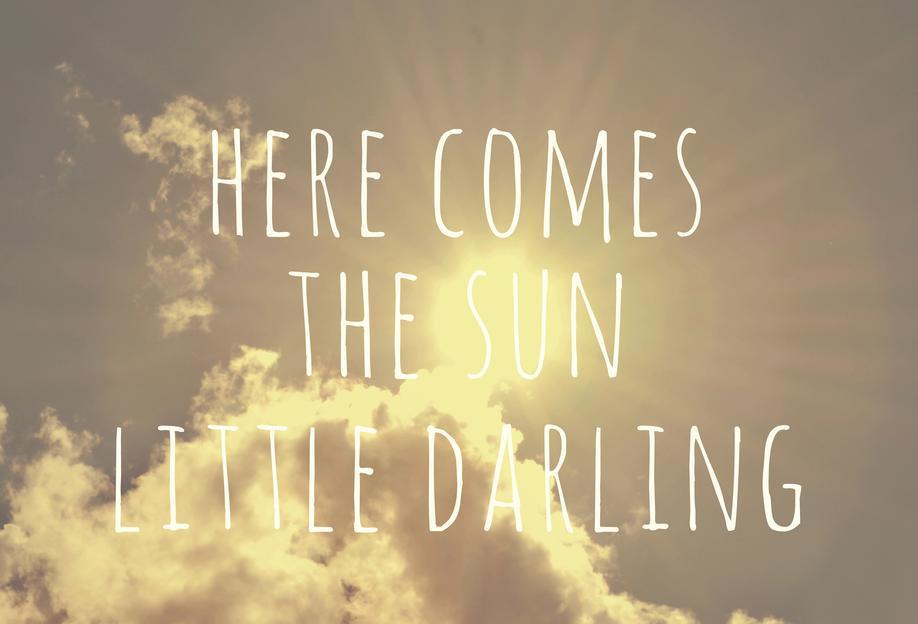 Little Darling Acrylic Print