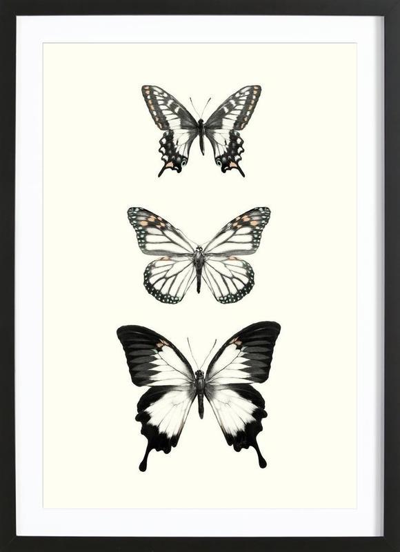 Align ingelijste print