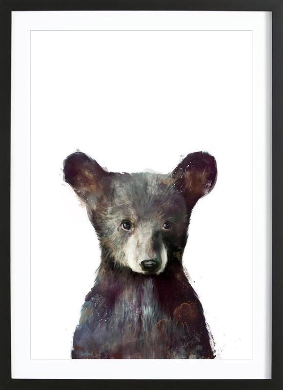 Little Bear ingelijste print