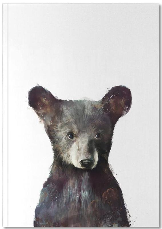 Bears, Nursery & Art for Kids, Little Bear Notebook