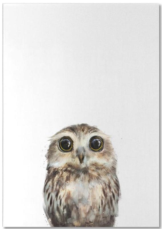 Little Owl Notepad