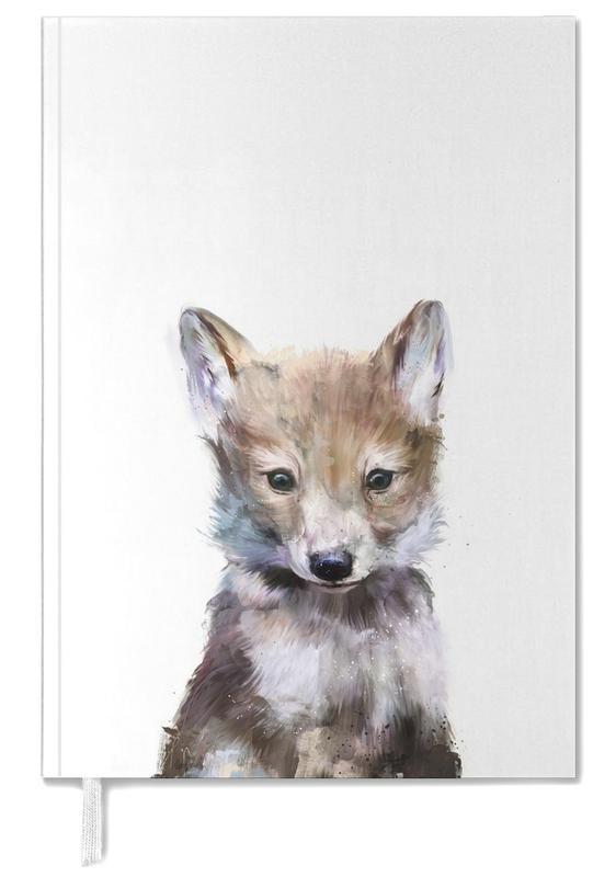 Art pour enfants, Loups, Little Wolf agenda