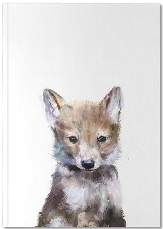 Little Wolf Notebook