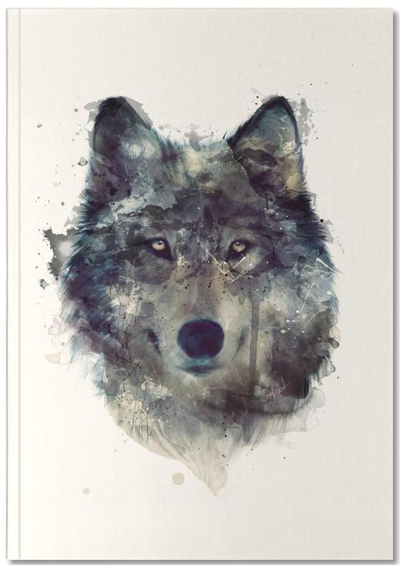 Loups, Persevere Notebook