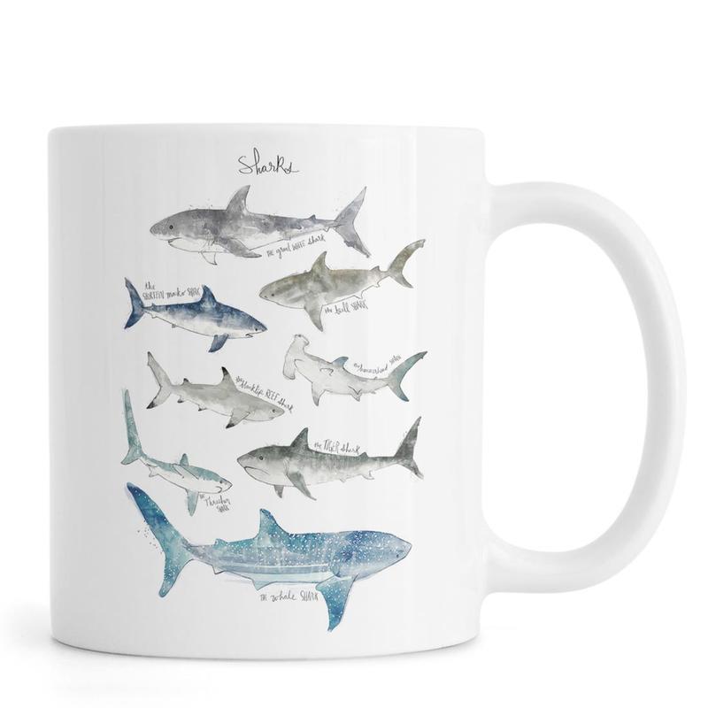 Sharks -Tasse