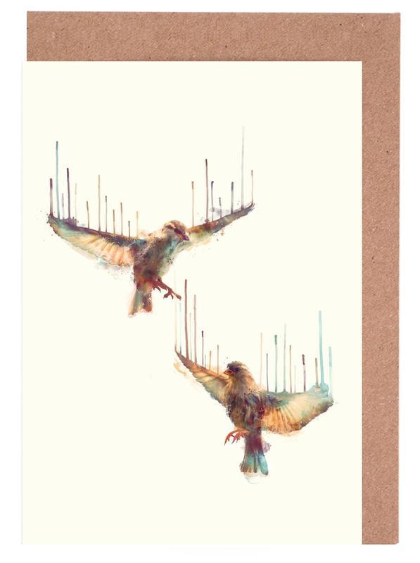 Awake -Grußkarten-Set