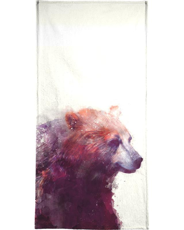 Beren, Calm handdoek