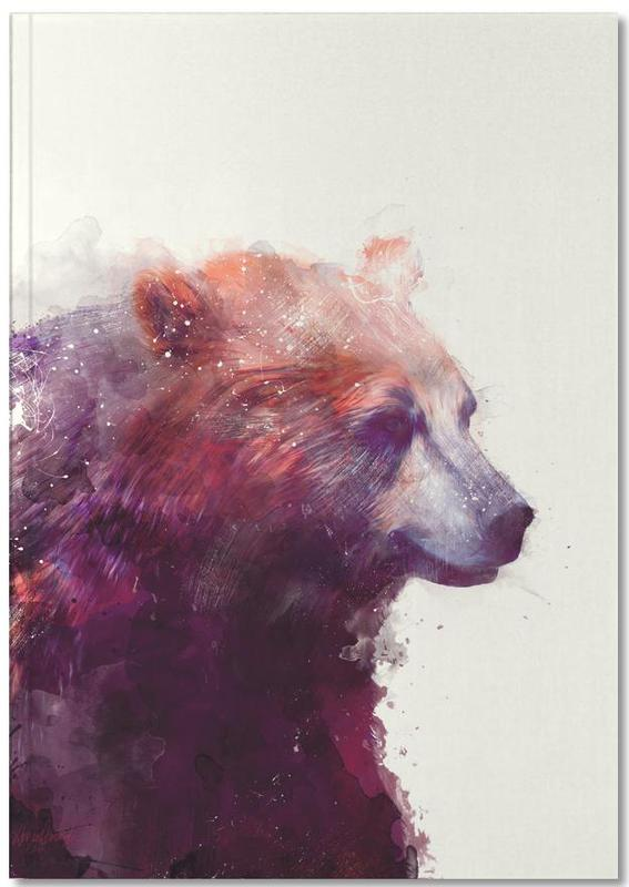 Ours, Calm Notebook