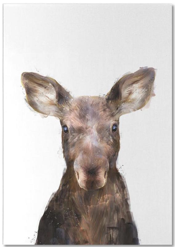 Little Moose -Notizblock