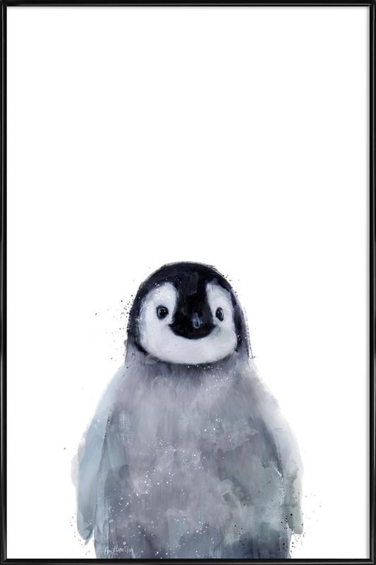 Little Penguin Framed Poster