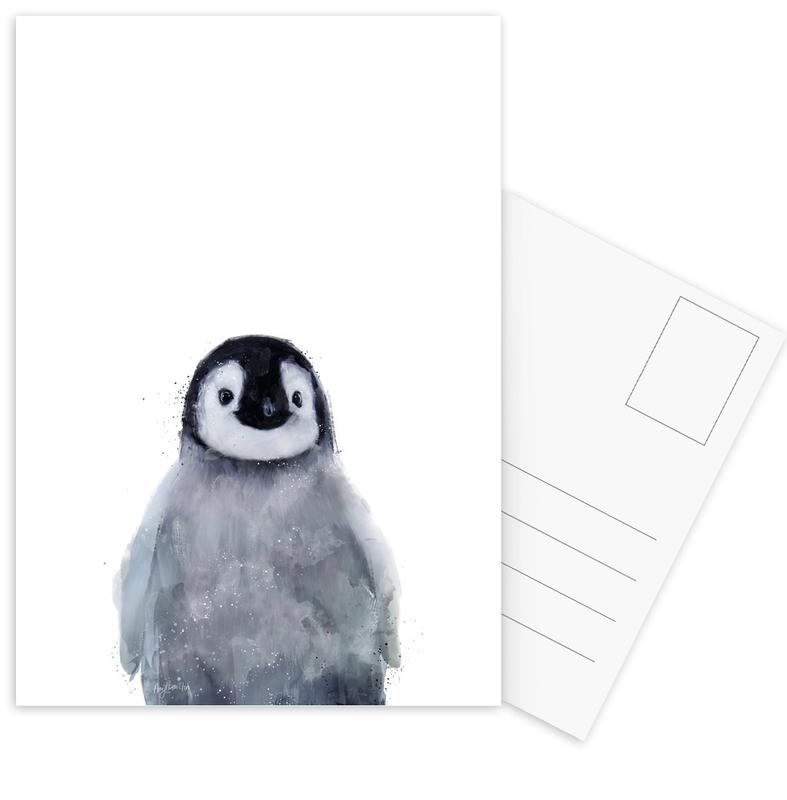 Little Penguin Postcard Set