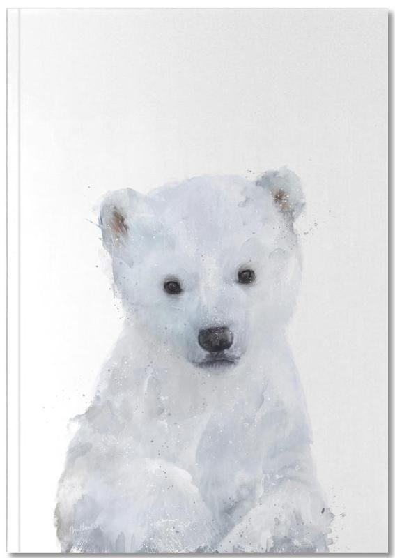 Little Polar Bear Notebook