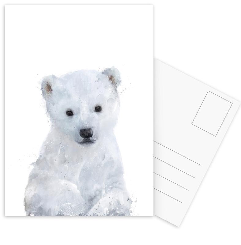 Little Polar Bear cartes postales