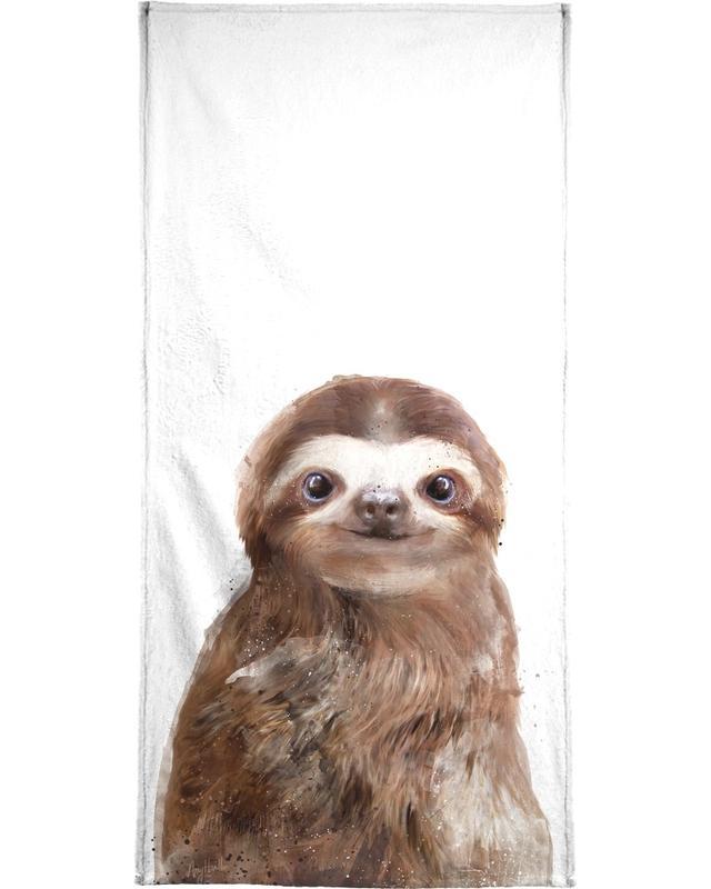Little Sloth -Handtuch