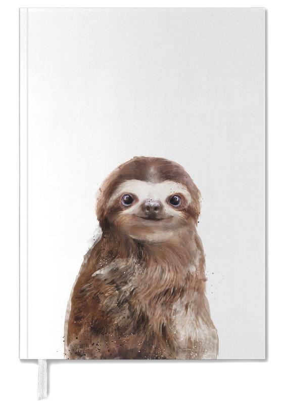 Luiaards, Kunst voor kinderen, Little Sloth agenda