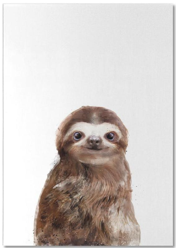 Little Sloth Notepad