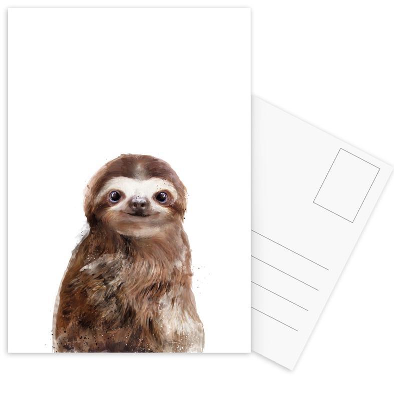 Little Sloth -Postkartenset
