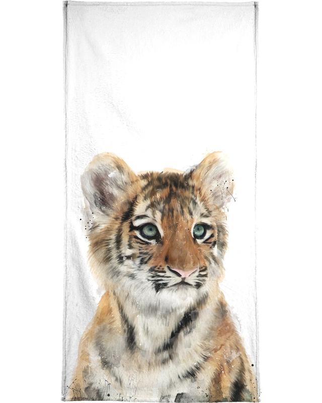 Little Tiger -Handtuch