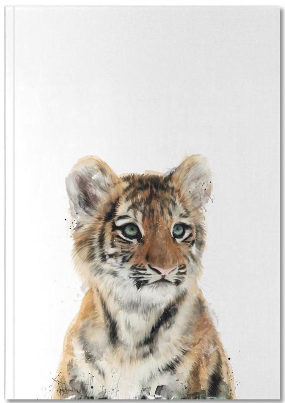 Little Tiger Notebook