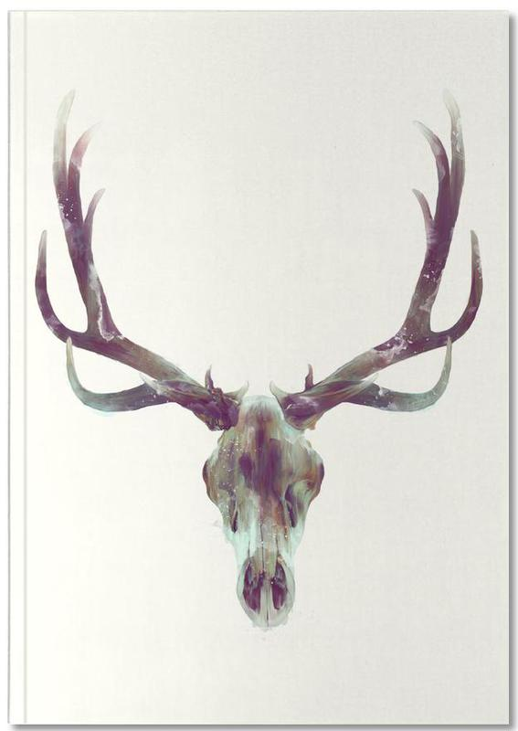, Elk Skull Notebook