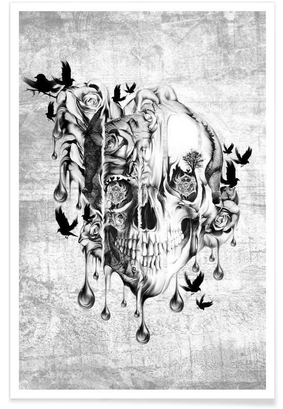 Crânes, Beneath the surface affiche