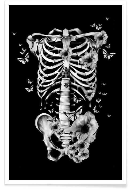 Kranier, Inner Peace Plakat