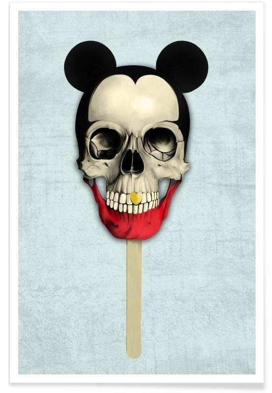 Mick Pop poster