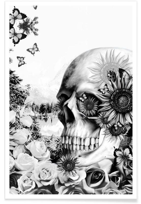 Crânes, Reflection affiche