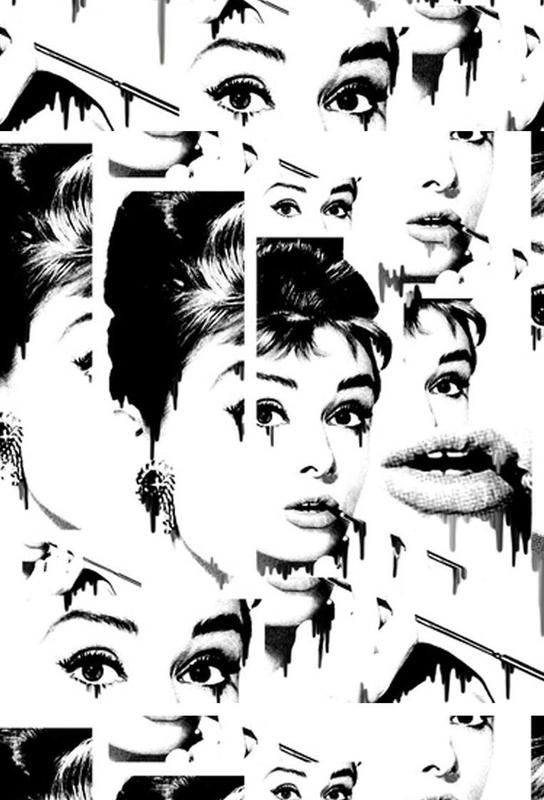 Crushed Acrylic Print