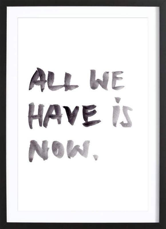 All we have Framed Print