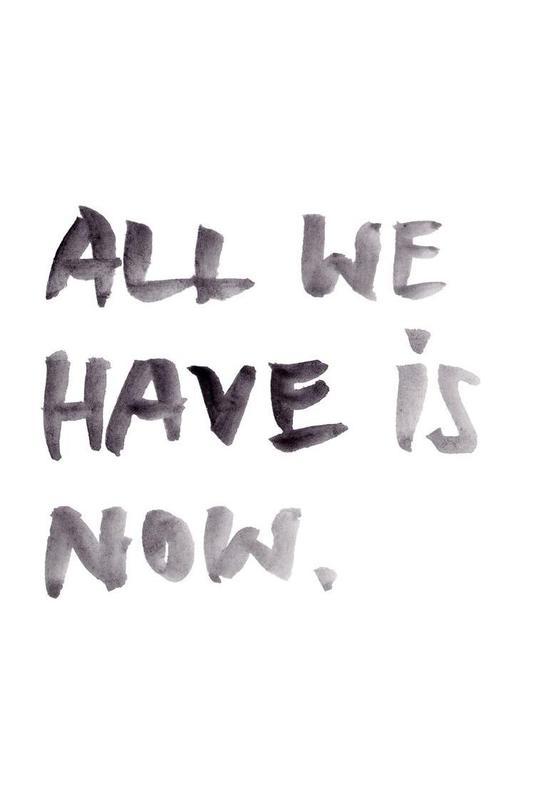 All we have -Acrylglasbild