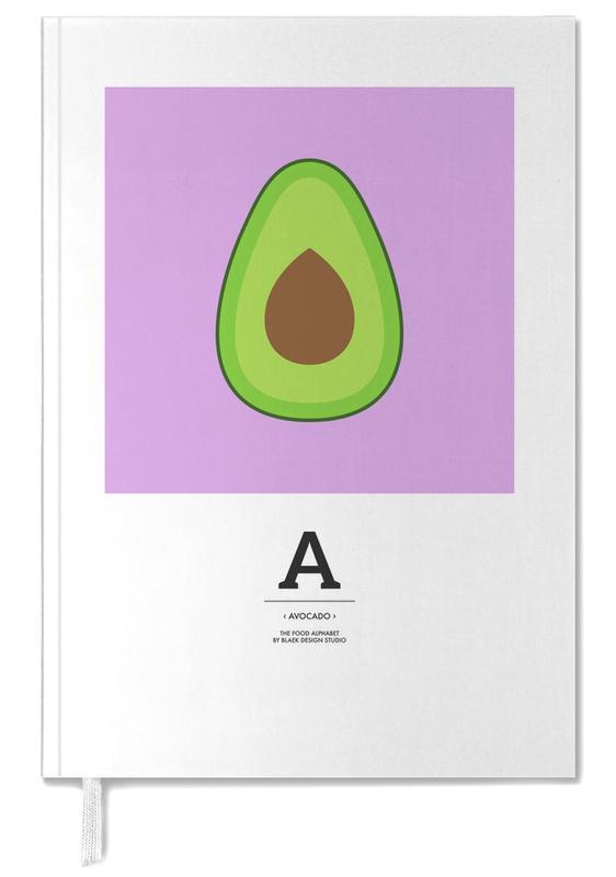"""Avocats, """"The Food Alphabet"""" - A like Avocado agenda"""