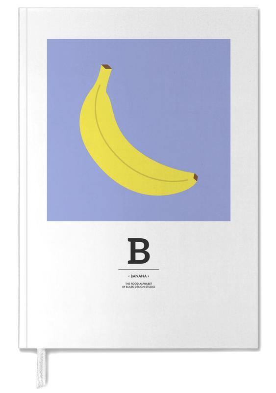 """The Food Alphabet"" - B like Banana agenda"