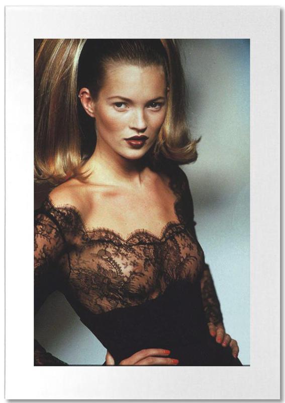 Kate Moss -Notizblock