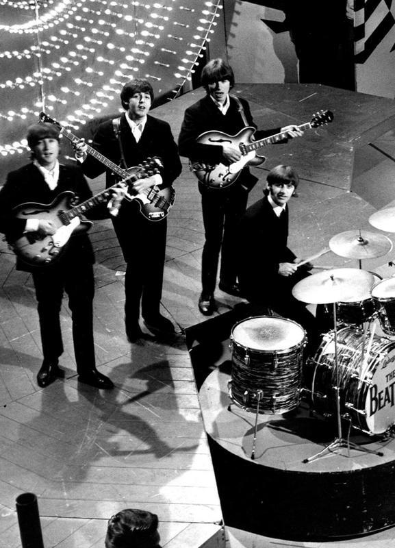 The Beatles, 1966 Canvas Print