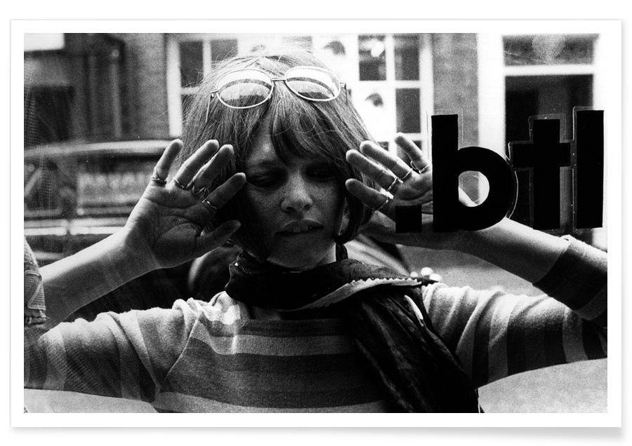 Brigitte Bardot 3 -Poster