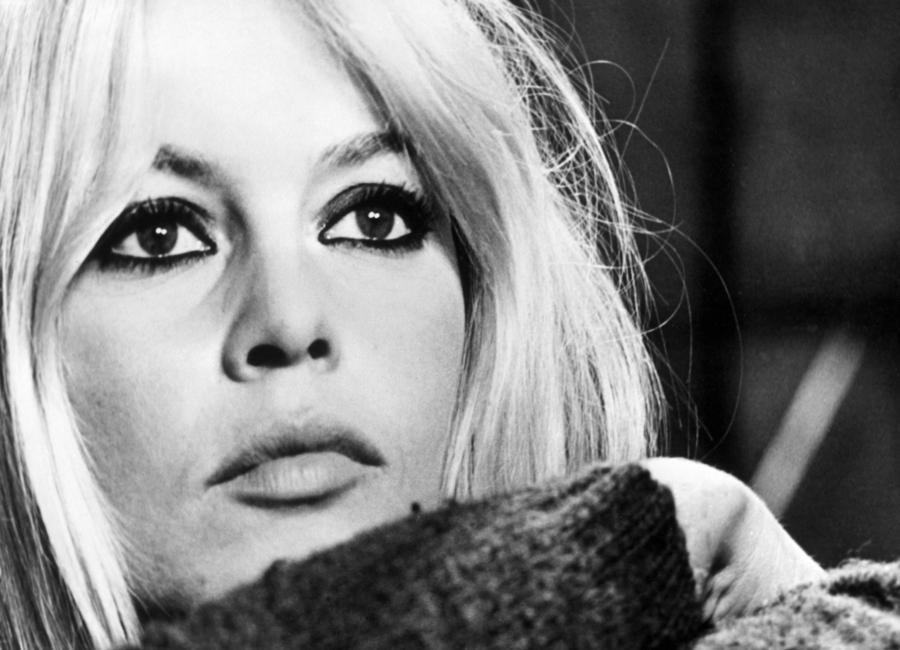 Brigitte Bardot 4 canvas doek