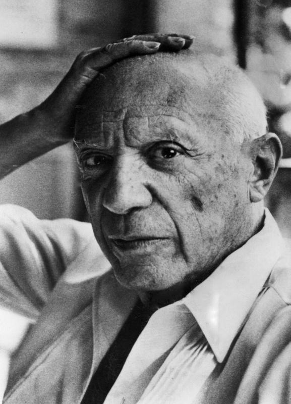 Pablo Picasso toile