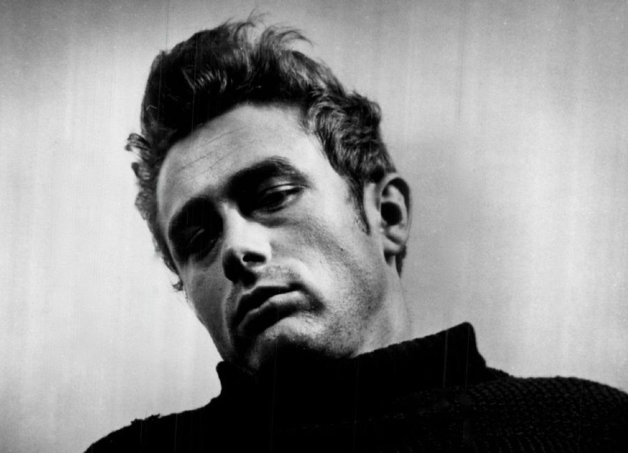 James Dean, 1955 toile