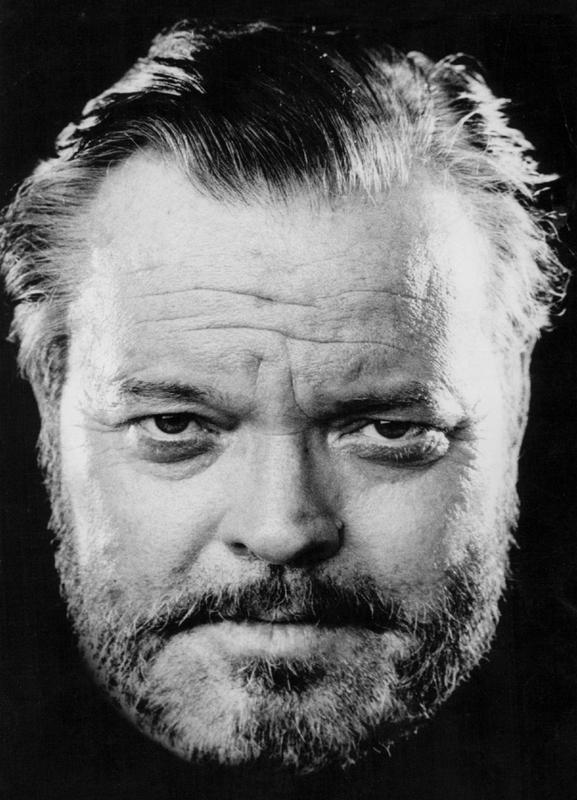 Orson Welles toile