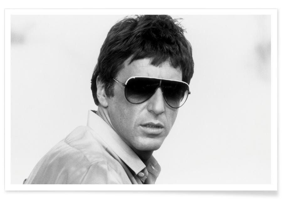 Al Pacino, Film, Tony Montana Photograph Plakat