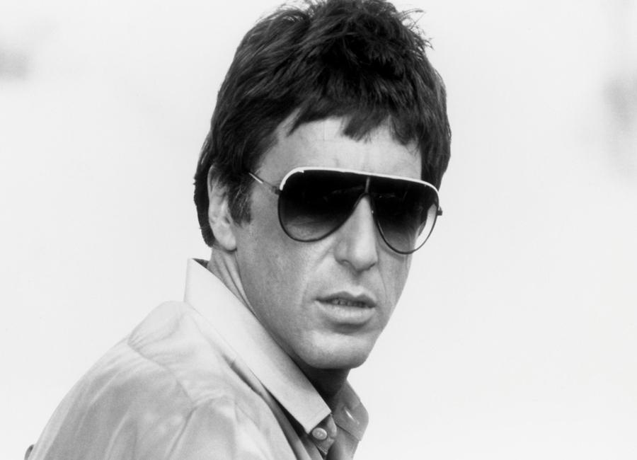 Al Pacino as Tony Montana in 'Scarface' toile