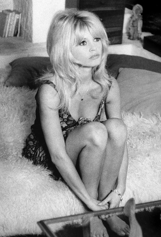 Brigitte Bardot, 'Dear Brigitte' -Alubild