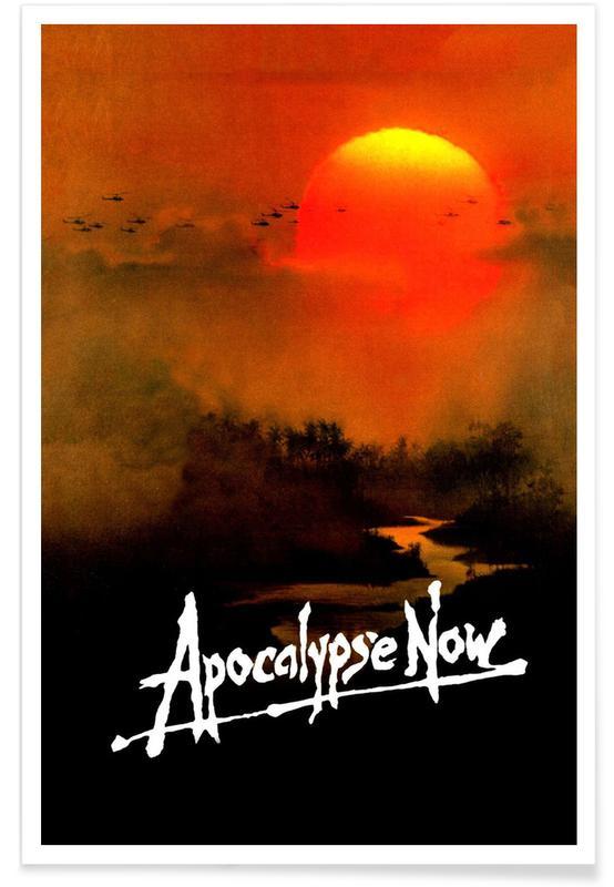 Films, Vintage, Apocalypse Now - Film rétro affiche